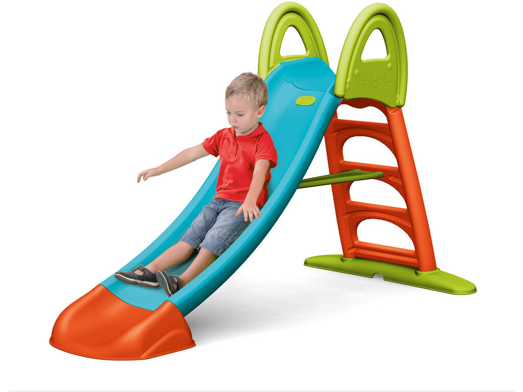 Scivolo Feber Slide 10 con acqua