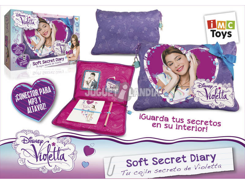 Quotidien secret Violetta
