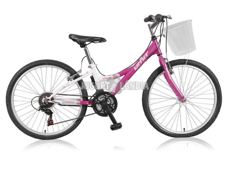 Bicicleta de 24 Lola