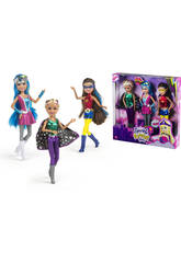 Sparke Power Girlz Pack 3 Muñecas