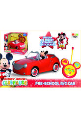 Coche radio control Mickey Mouse Club House