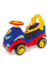 Cavalcabile baby car Red One 3 in 1