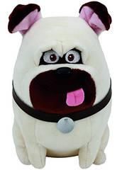Peluche Mel Vida Secreta Mascotas 23 cm