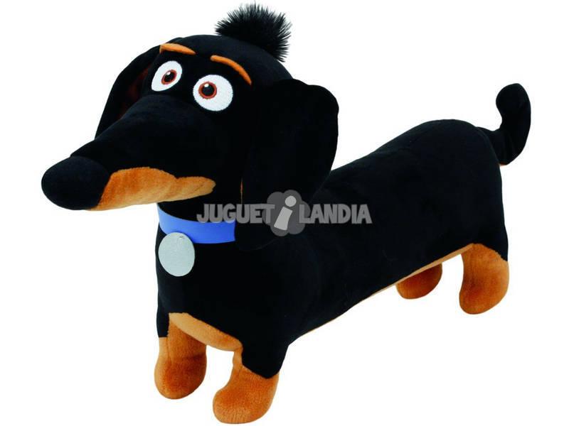 Peluche Buddy Vida Secreta Mascotas 23 cm