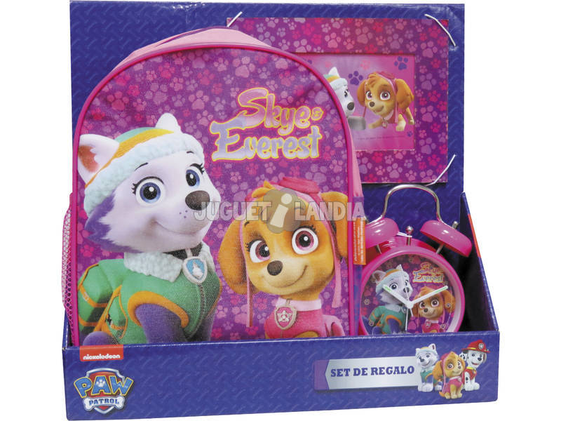 Paw Patrol Set Presente Skye Everest
