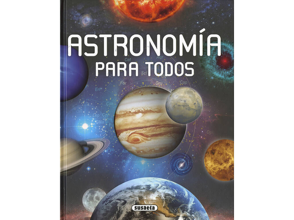 Livro Astronomia Para Todos Susaeta Edições S2042999