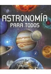 Livre Astronomie pour tous Susaeta Editions S2042999