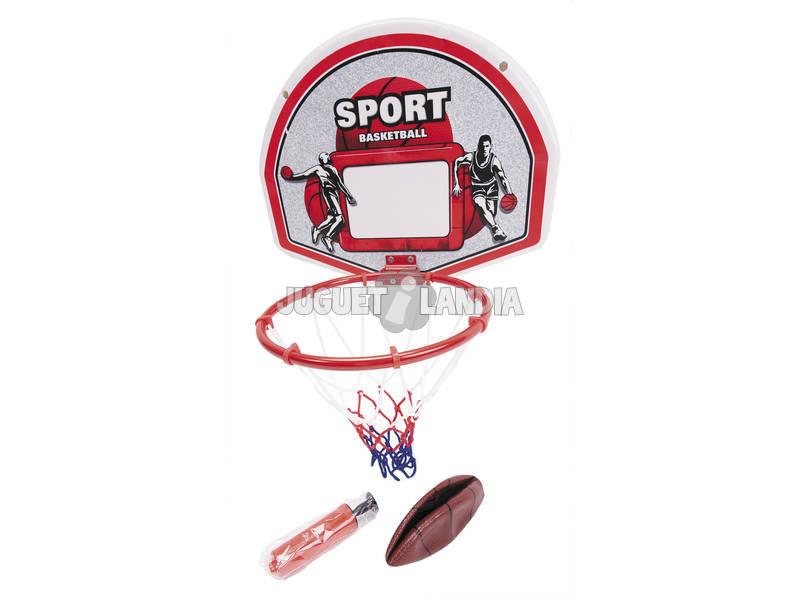 Canasta baloncesto 47x36 cm.