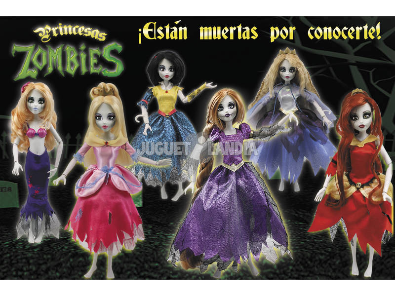 Le Bambole principesse Zombi