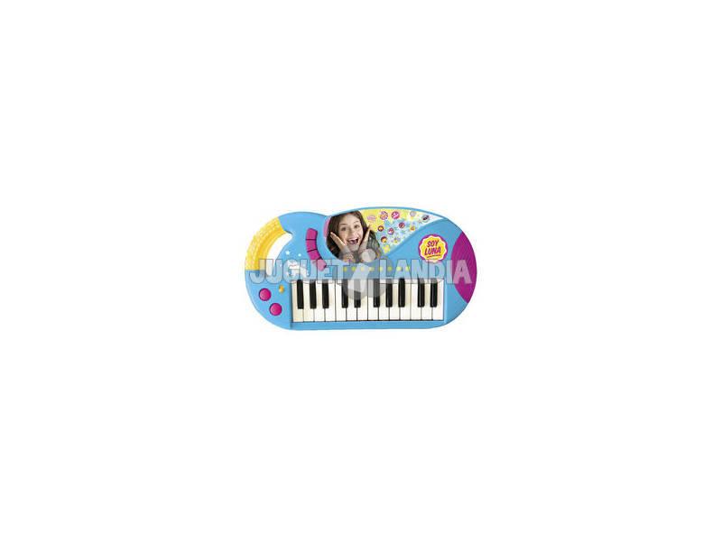Organo Electrónico 24 teclas Soy Luna