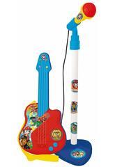 Pat'Patrouille Micro et Guitare