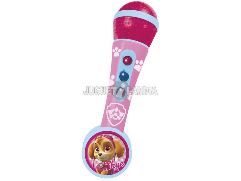 Patrulla Canina Microfono con Amplificador