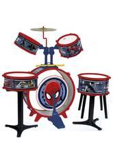 Spiderman Batería 5 Elementos Reig 551