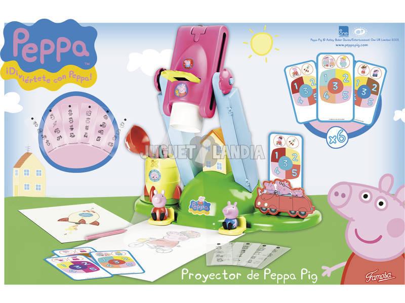 Projecteur Peppa Pig