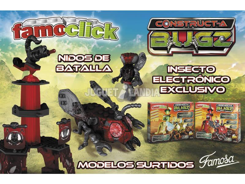 Famo click Construct a Bugz Nido de batalla