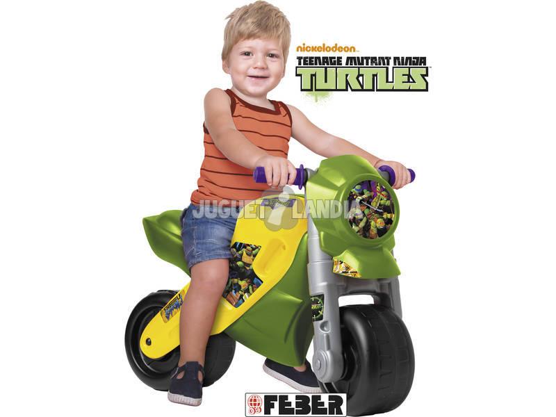 Motofeber Tortugas Ninja