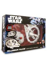 SW VII Drone Volador Millenium Falcon