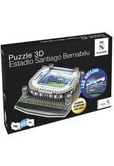 Puzzle 3D Real Madrid Santiago Bernabeu Con Led Giochi Preziosi NND05000