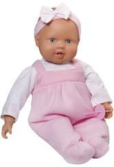 imagen Bebé 45 cm Dientecitos Expulsa Chupete