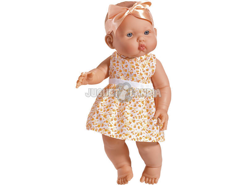 Bebé 35 cm Menina Trajes Sort.