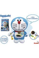 Doraemon Peluche Parlanchin 30 cm.
