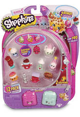 Shopkins S5 Blister 12 Shopkins