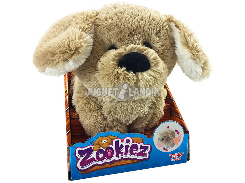 Zookiez Peluche. Toy Partner 45006