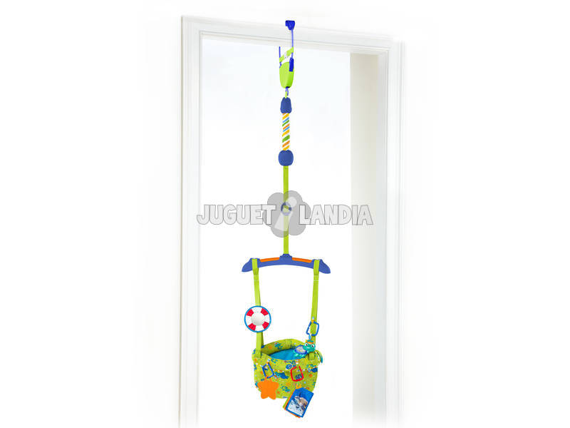 Saltador puerta discovery baby einsein juguetilandia for Puerta wonder woman