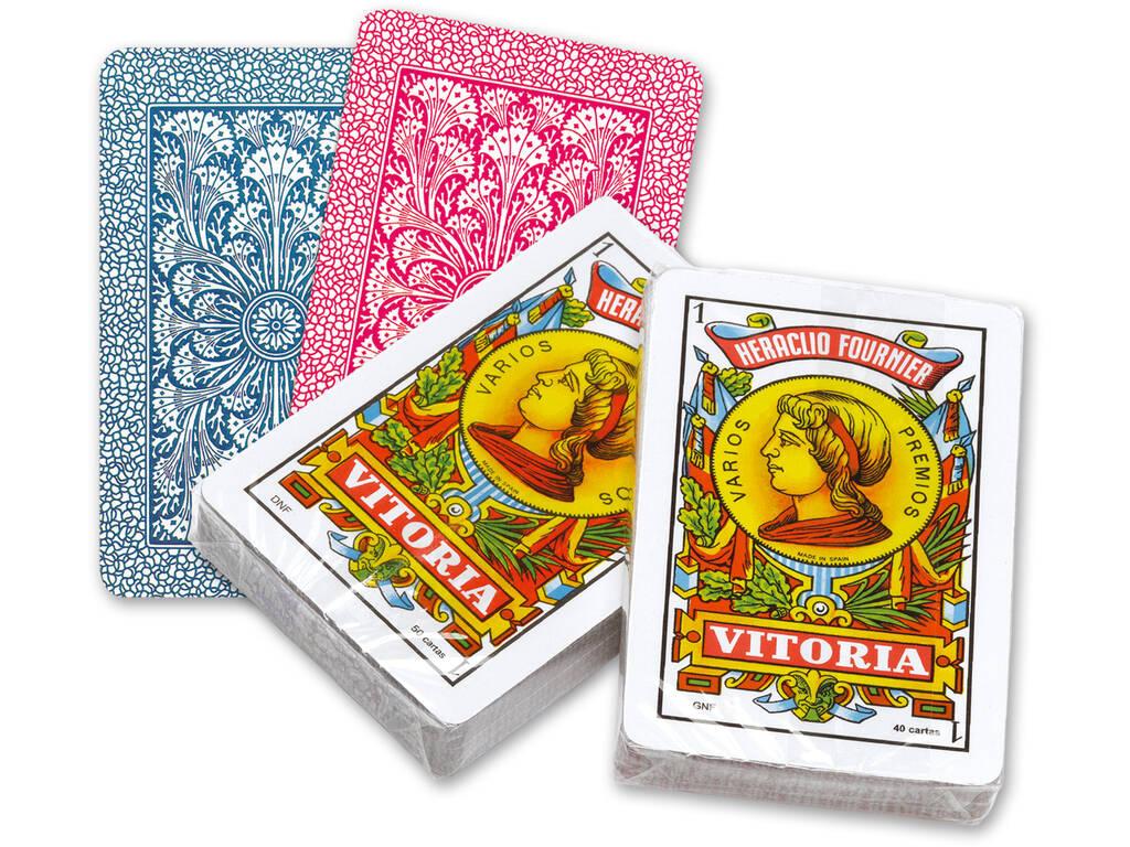 Mazzo di carte spagnole n? 12 50 Carte Fournier F20992