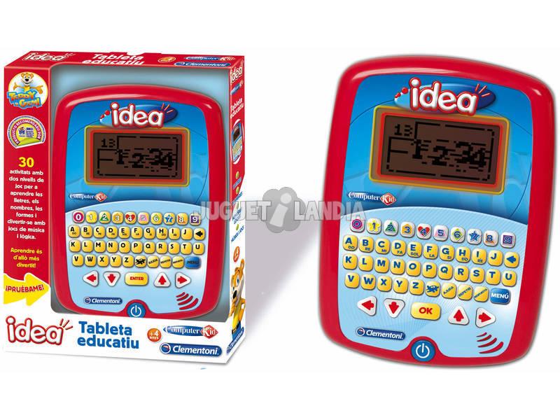 Tablet Idea catalan
