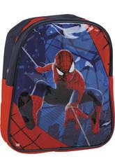Mochila Back Pack 24 cm. Spiderman