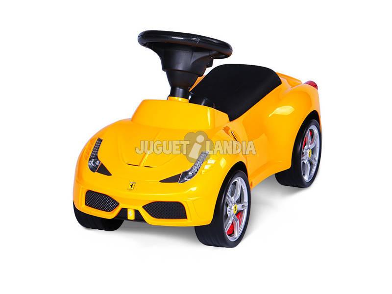 Tênis de corrida Ferrari 458