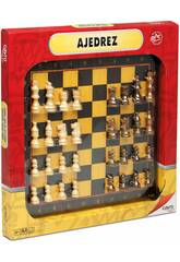Xadrez de tábua de madeira 33x33 e Cayro Acc. 098