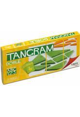 imagen Juego de Mesa Tangram Doble Cayro 123/D