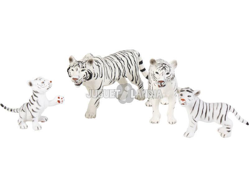 Tigres Set 4 peças