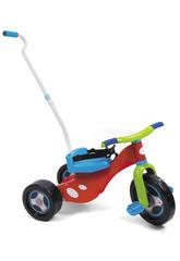 Triciclo Correpasillos Con Mango 6x1
