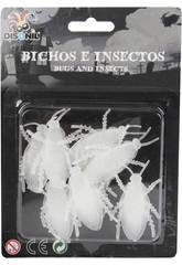 imagen Cucarachas Fosforescentes Set 8 unidades