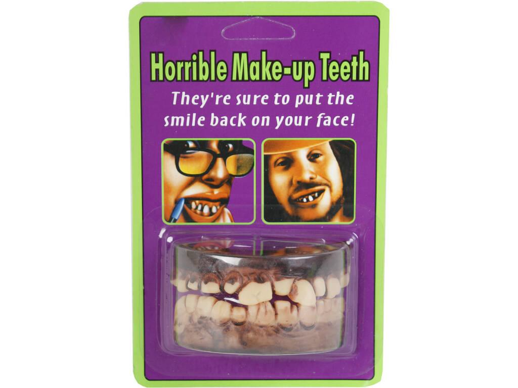 Denti Mostro 6,5 cm