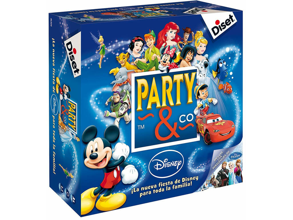 Party & Co Disney 3.0
