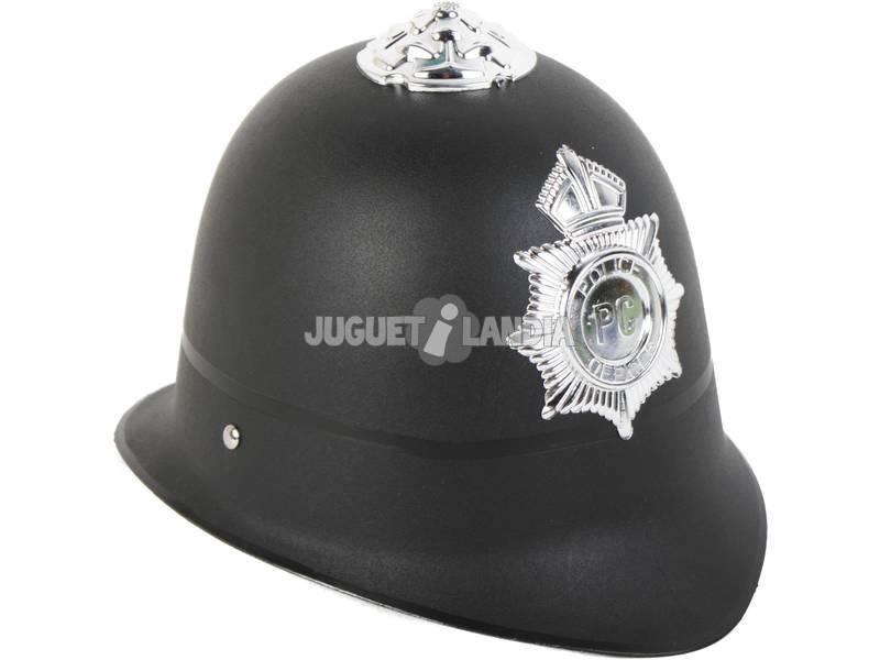 Casco Policía 16x27 cm.