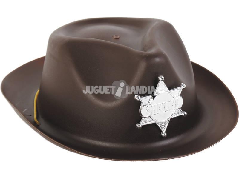 Sombrero Vaquero 29.5x22x9 cm.