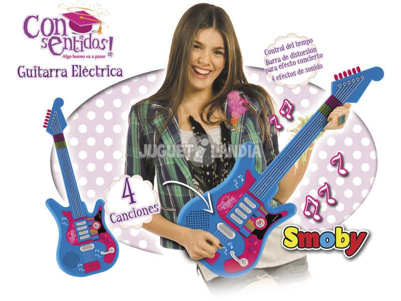 Guitarra eléctrica Consentidos