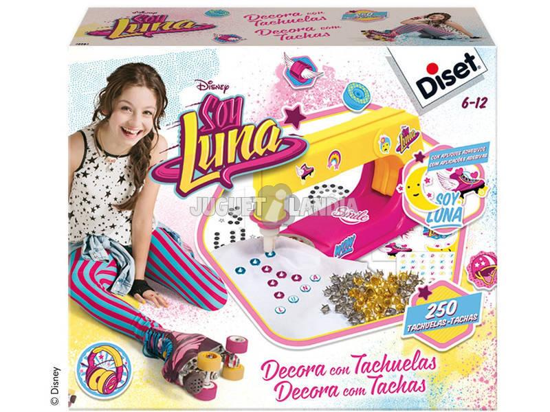 Soy Luna Decora Con Tachuelas
