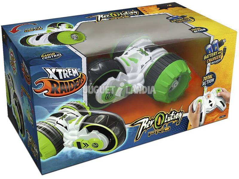 Xtreme Raiders Revolution Pro World Brands XT180688