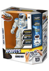 Rádio Controlo Robot Smart Bot World Brands XT30037