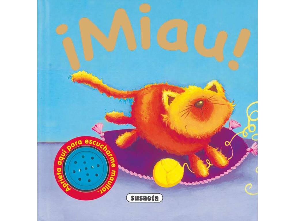 Libro Sonidos de Animales Susaeta S2620