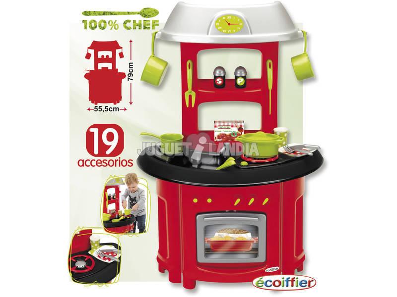 Cocina de juguete 100 chef juguetilandia for Cocina de juguete