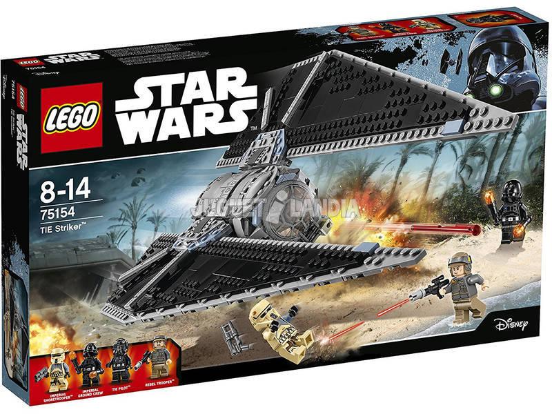 Lego Star Wars Tie Striker v29 75154