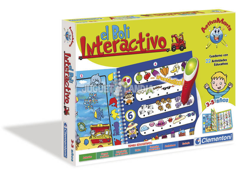 Stylo interactive