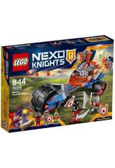 Lego Knights Ariete Demoledor de Macy